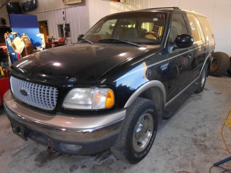 2002 lincoln navigator electrical chassis control module temperature   behind ctr dash   id f5lf 19e624 ac |  591 TEMPERATURE, (BEHIND CTR DASH)