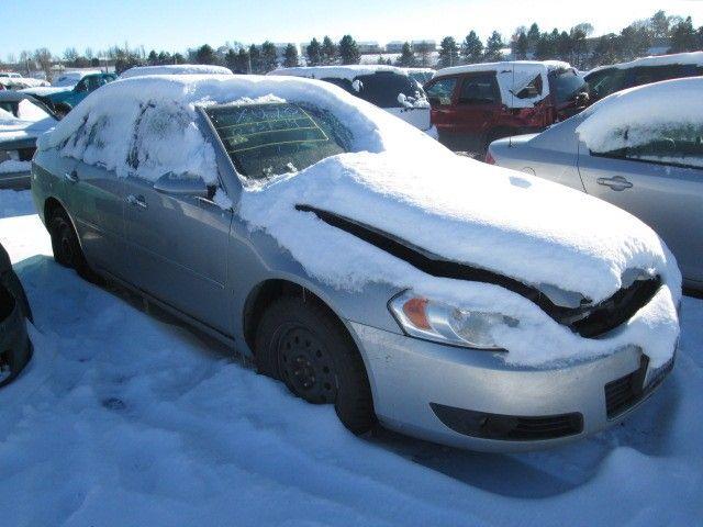 2006 chevrolet impala rear-body impala quarter panel assembly |  160 SIL,LTZ,5P1,3P1