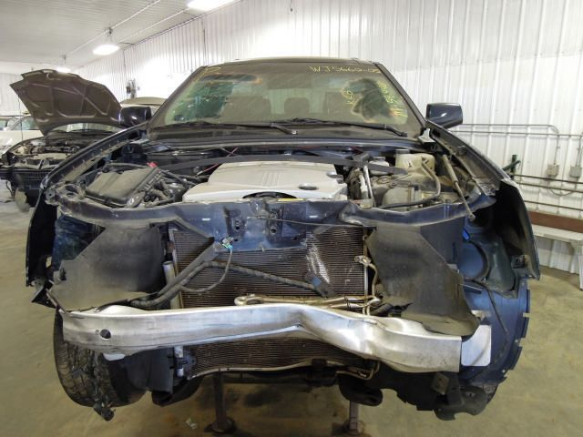 2003 cadillac cts suspension-steering stub axle knuckle  rear right r  490 4DR,5-04,AT5,AWD
