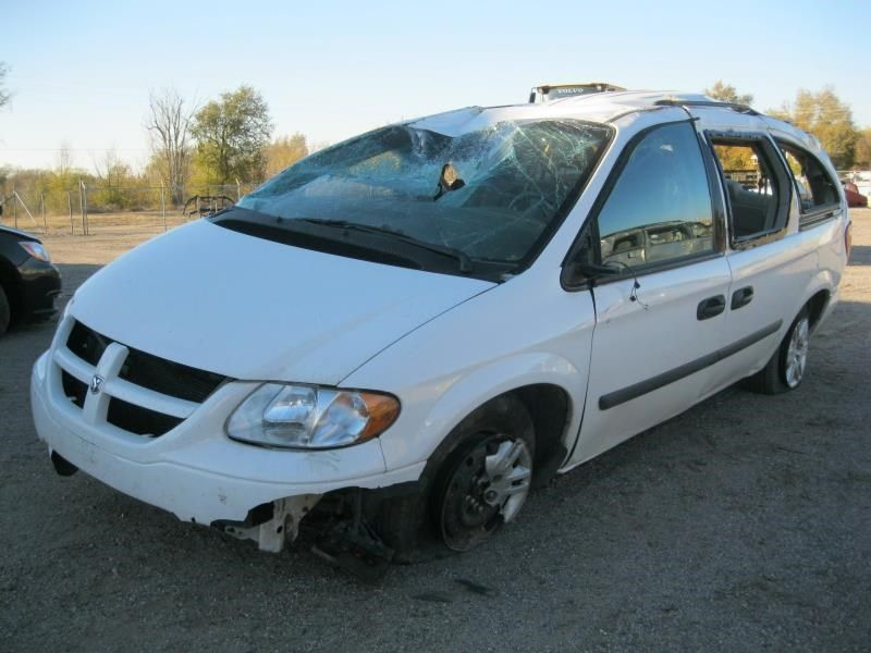 2005 Dodge Truck Caravan Cooling And Heating Ac Evaporator Rear Used Auto Parts Hollanderparts