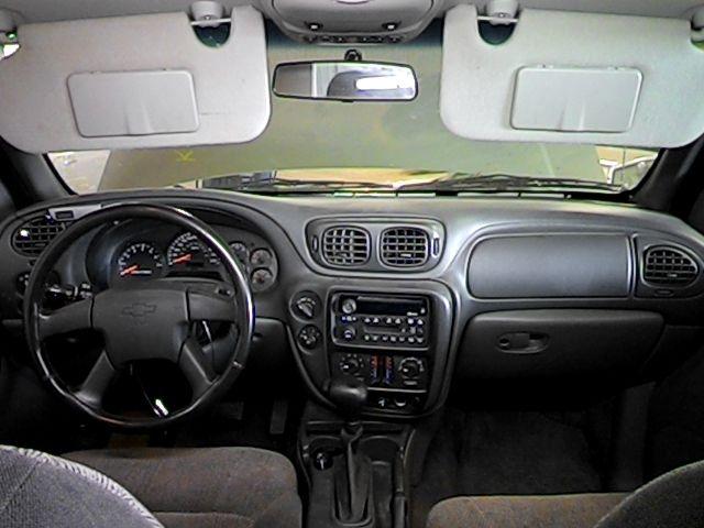 Used 2003 Chevrolet Truck Trailblazer Accessories Wash Reservoir