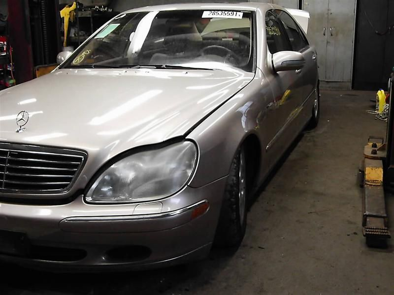 used 2002 mercedes benz s430 suspension steering s430