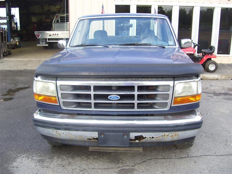 1992 Ford Bronco Interior Parts