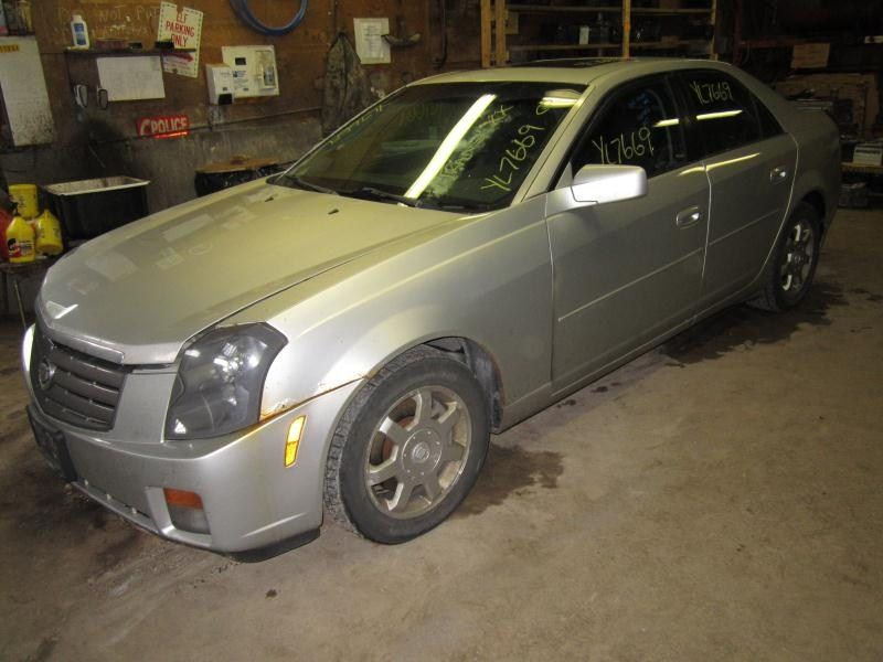 2003 cadillac cts suspension-steering cts spindle knuckle  front |  515 RITE RWD,W.ABS HUB
