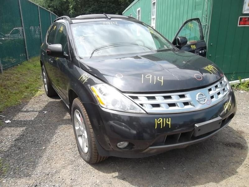 Used 2004 Nissan Murano Cooling And Heating Radiators At