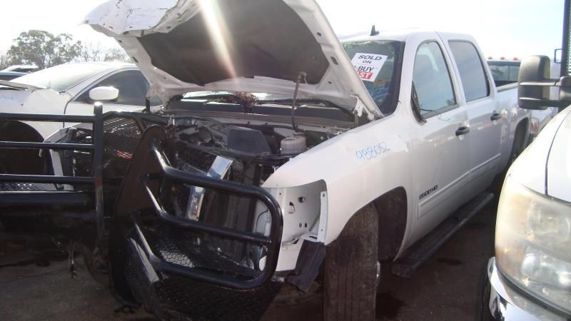 2011 chevrolet truck silverado 2500 pickup cooling and heating heater core element man ac  opt c67   ext cab 676 8-12,F-AC
