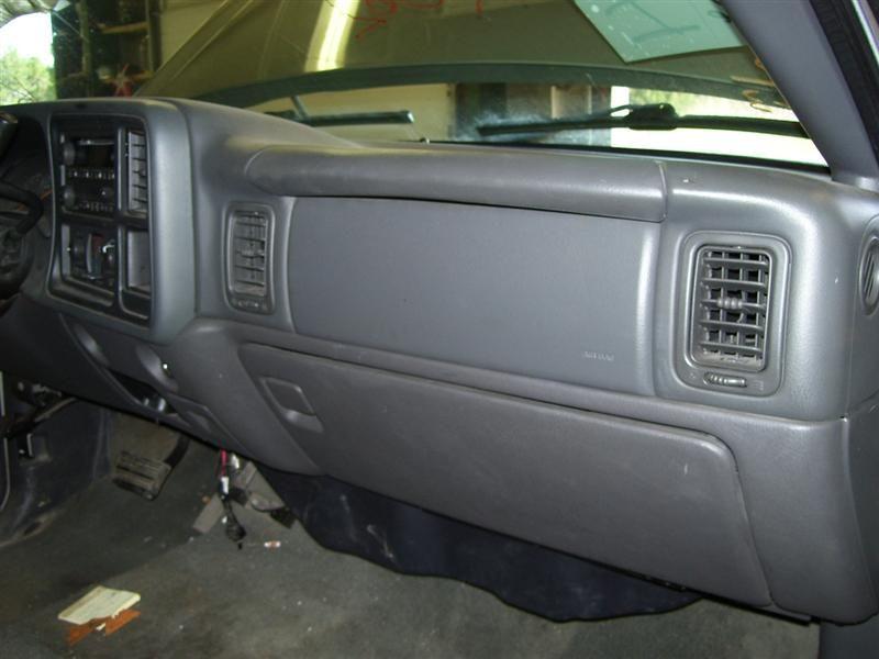 used 2007 chevrolet truck tahoe interior dash panel w o custom fl. Black Bedroom Furniture Sets. Home Design Ideas