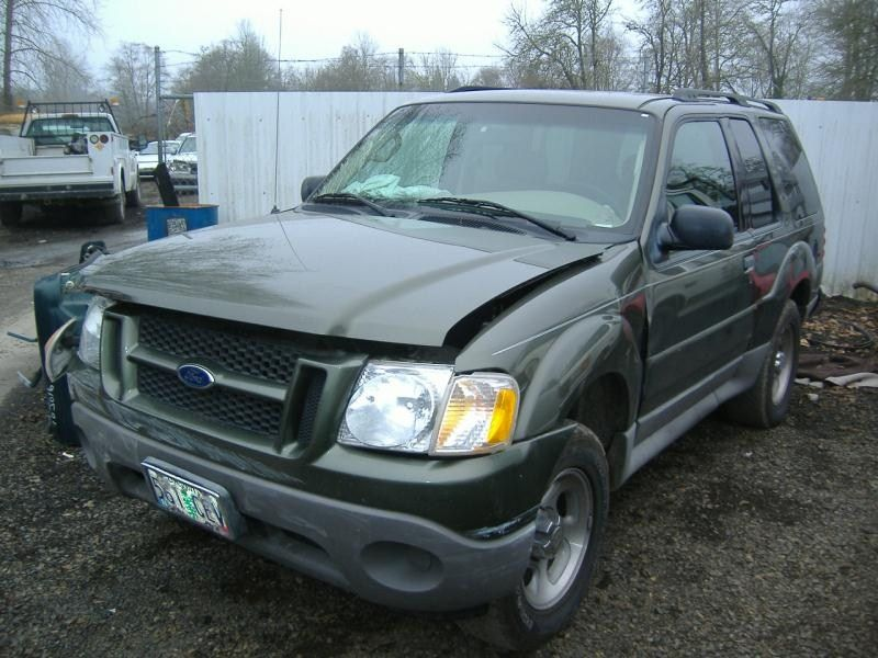 2001 ford explorer suspension-steering explorer spindle knuckle  front |  515 2 DR -SPT-, 4X2 -SPINDLE-, L.