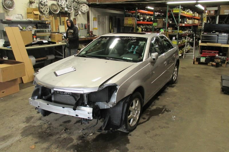 2003 cadillac cts suspension-steering cts spindle knuckle  front |  515 RWD,5-06