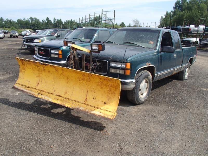 Used 1996 chevrolet truck chevrolet 1500 pickup engine oil for Who picks up used motor oil