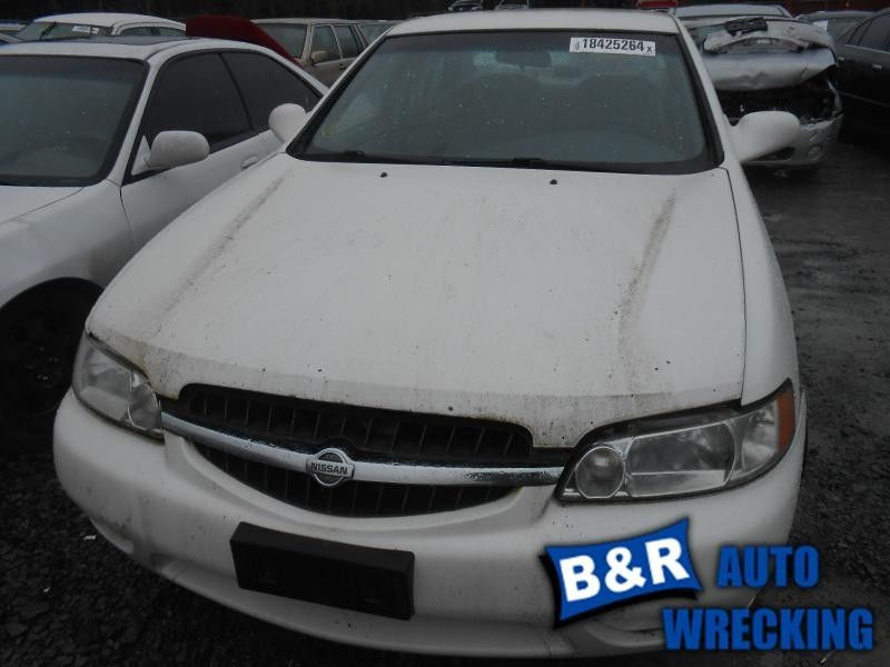2000 nissan altima engine-accessories altima fuel pump |  323 2.4,4AT