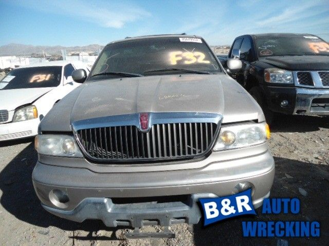 2002 lincoln navigator electrical chassis control module temperature   behind ctr dash   id f5lf 19e624 ac 591 5.4,4AT,ACT