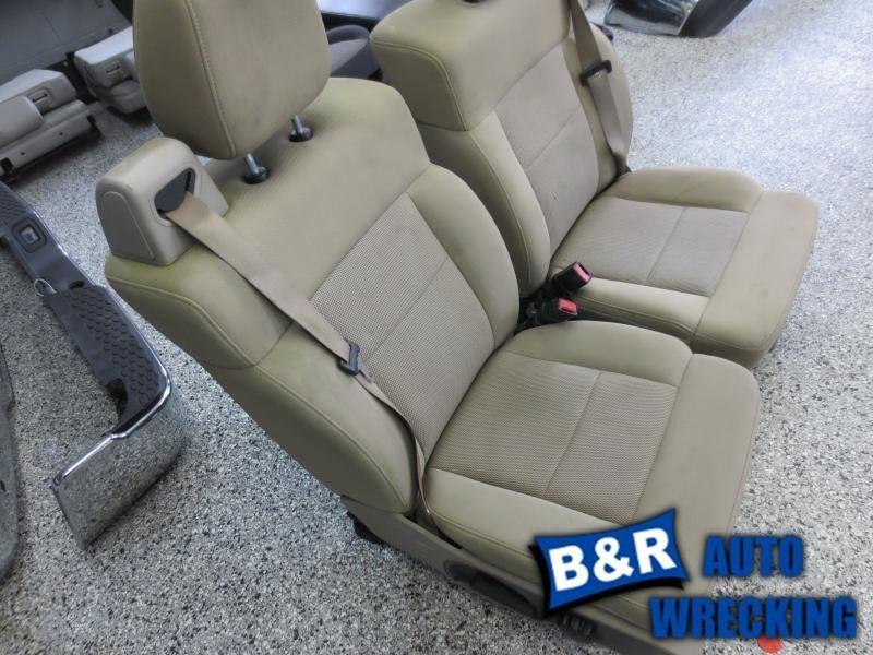 2004 ford truck f150 interior f150 seat  front 202 EX4X4SB,XLT,BUC,CL,COL,BRN,FW