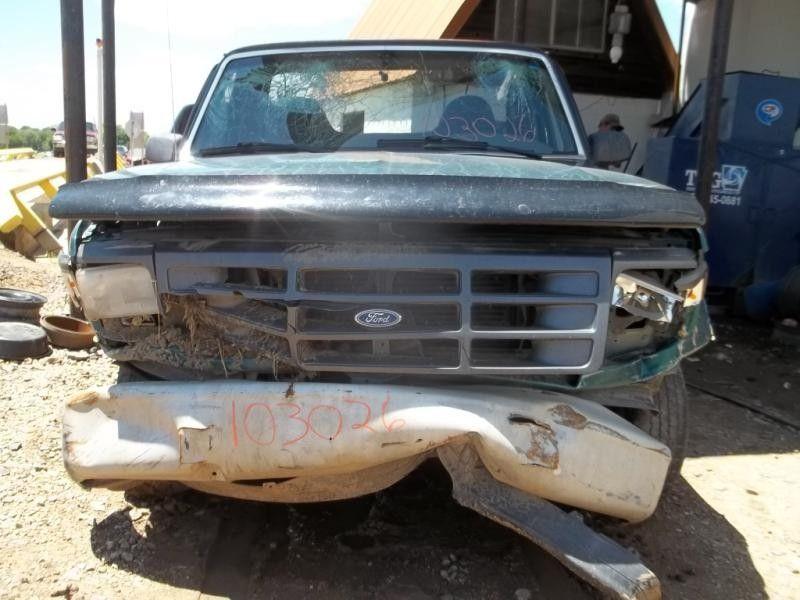 1996 Ford Bronco Interior Parts