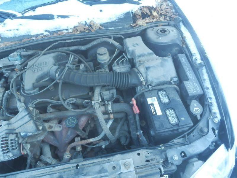 2002 chevrolet cavalier interior dash panel deck lid - 2003 chevy cavalier interior parts ...