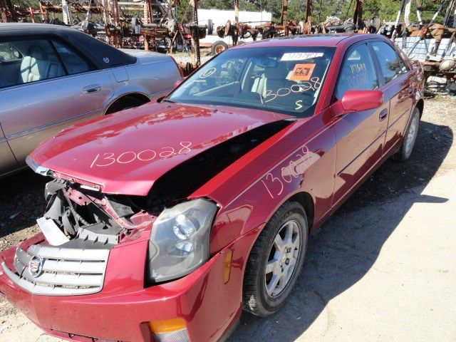 2003 cadillac cts suspension-steering cts spindle knuckle  front |  515 07-04,RWD,ABS IN CAR