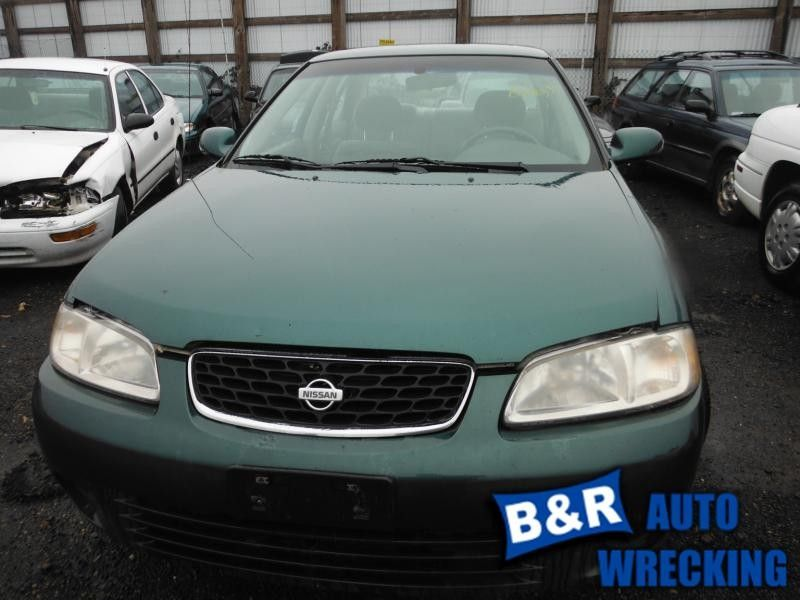 2000 nissan sentra engine-accessories sentra fuel pump |  323 1.8,FLR,AT