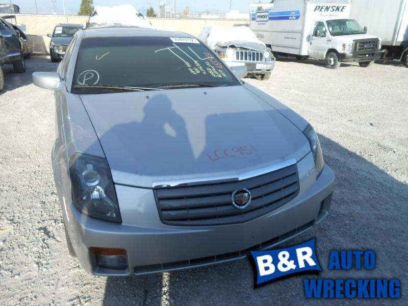 2003 cadillac cts suspension-steering cts spindle knuckle front 515 3.6,5AT,RWD