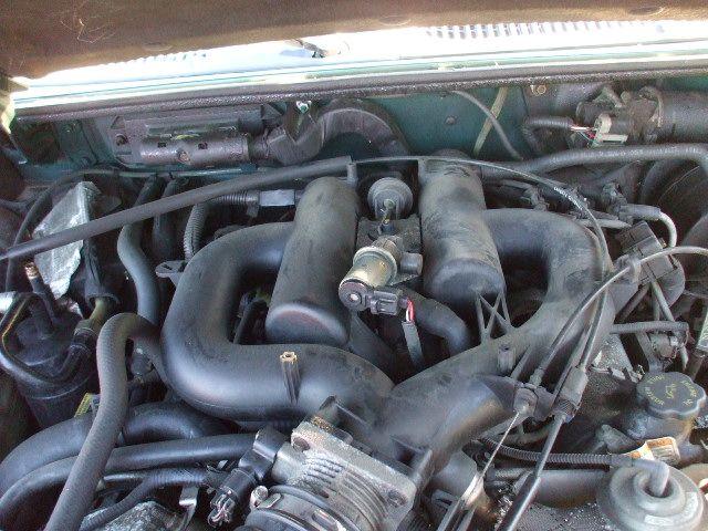 1997 ford explorer engine timing cover 6 245  4 0l   sohc |  308 GRN,XLT,4.0L,12-10