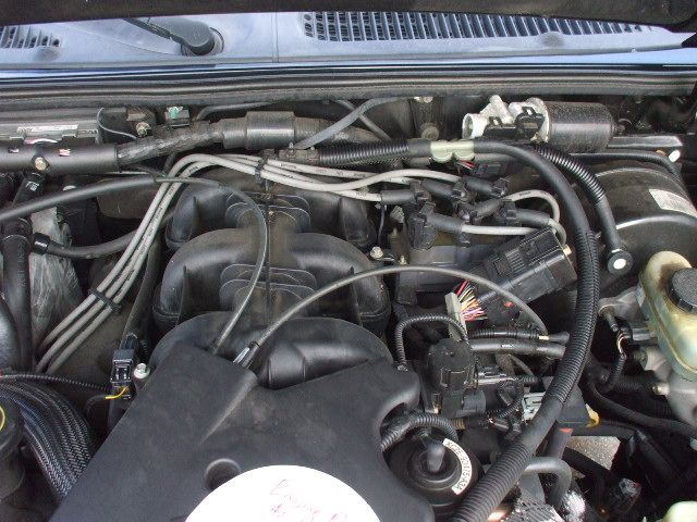 2001 ford explorer suspension-steering explorer spindle knuckle front 515 BLK,4.0SC,08-09