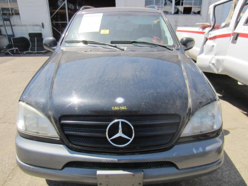 2001 mercedes benz ml430 transmission transfer case for Mercedes benz 2001 ml320 parts