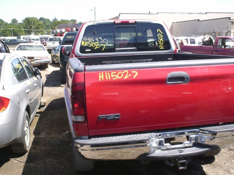 1997 ford truck ford f150 pickup engine accessories fuel pump pump assembly  6 255  4 2l   4x2  thru 2 4 96  6 1 2' box |  323 4.6L,X CAB,MFI,1/96,RED-E4,OIC