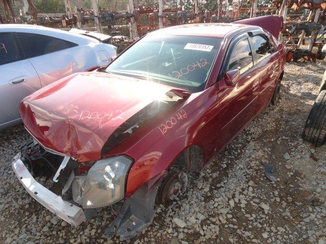 2003 cadillac cts suspension-steering cts spindle knuckle  front |  515 08-03,ABS IN CAR