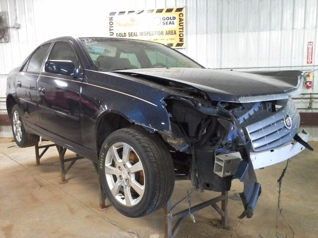 2003 cadillac cts suspension-steering cts spindle knuckle  front 515 4DR,6-05,3.6L,AT5,RWD