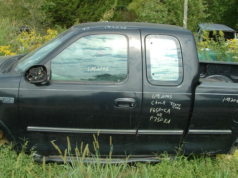 1997 ford truck ford f150 pickup front body radiator core support 109 PLAIN,4.6,CAT,4x4,AC