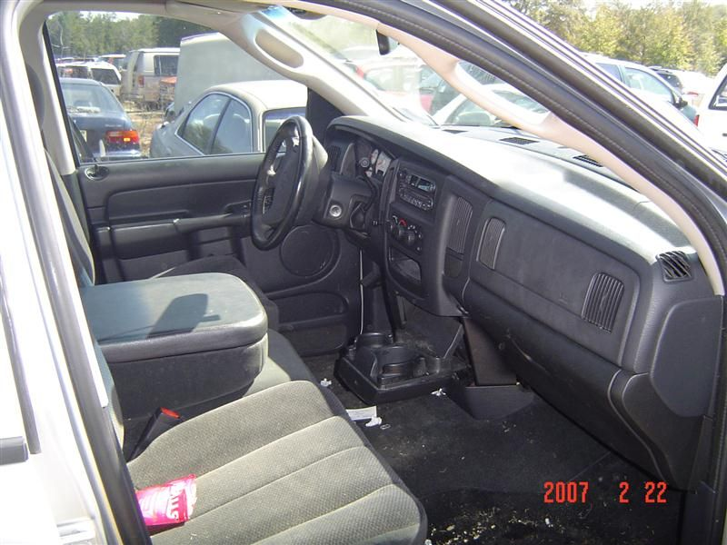 2005 Dodge Truck Dodge 3500 Pickup Interior Seat Front Left W O Air Bag Regular Cab Bench
