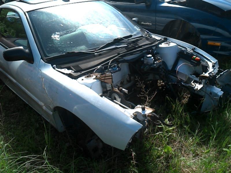 2004 Pontiac Sunfire Interior 257 Speedometer Head Cluster 257 03