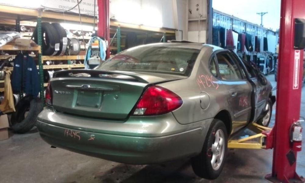 2003 Ford Taurus Rear Body Taurus Decklid Tailgate Part